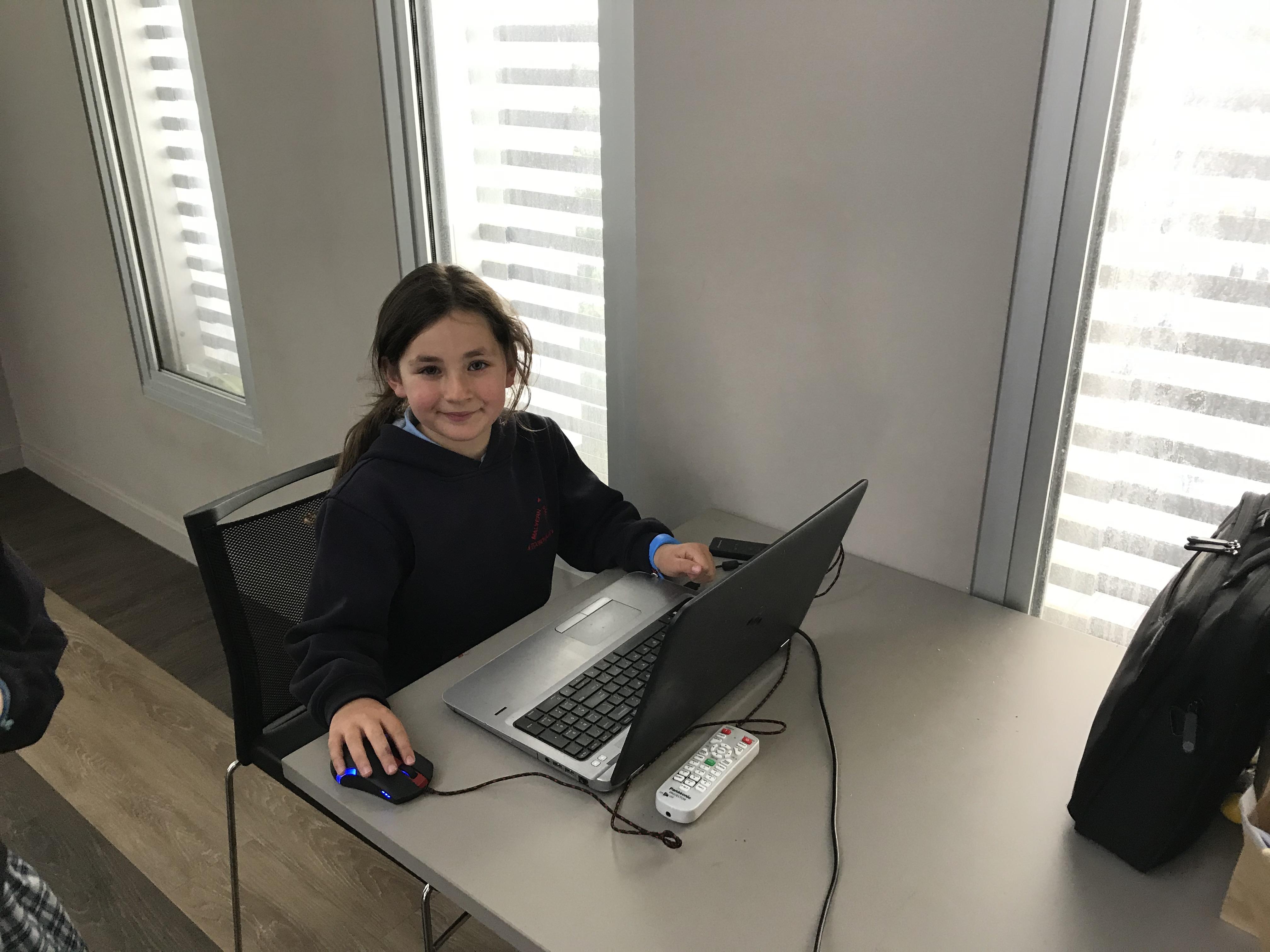 Alexis Helfenbaum Grade 3 Chabad Malvern