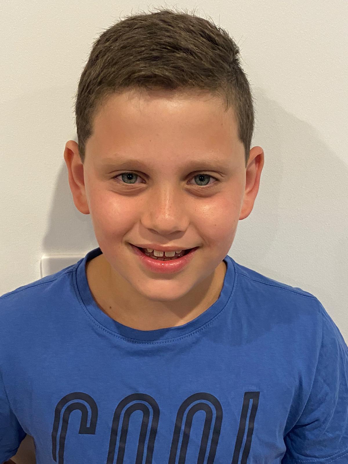 Gabriel Stermer, Grade3, Hebrew Gems, Ch