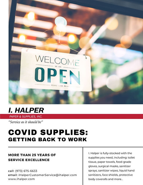 I. Halper COVID Catalog