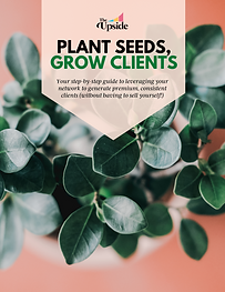 The Upside - Plant Seeds Grow Clients.pn