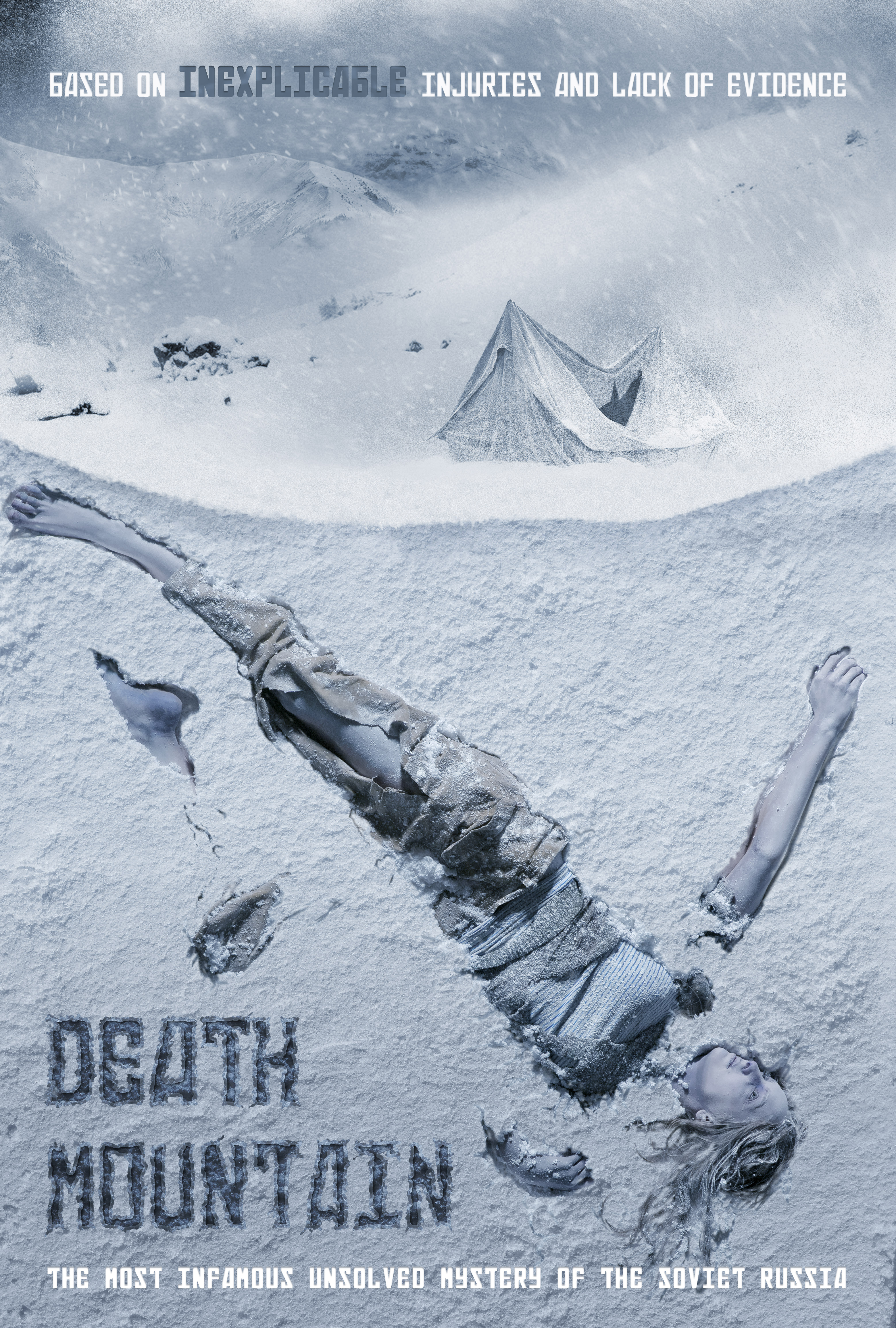 Dyatlov Pass incident Movie Poster