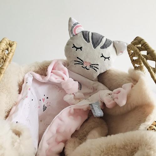 Doudou Clara le Chat