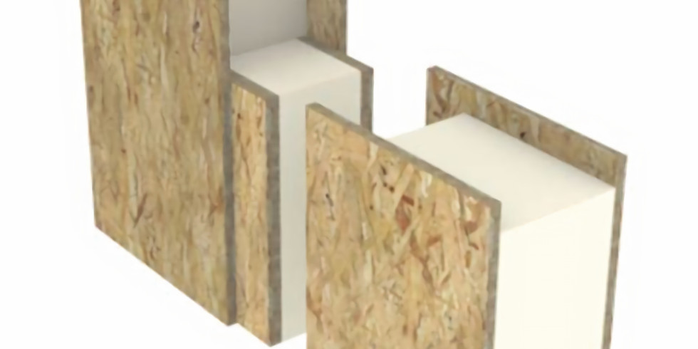 Structural Insulated Panels (SIPS!)