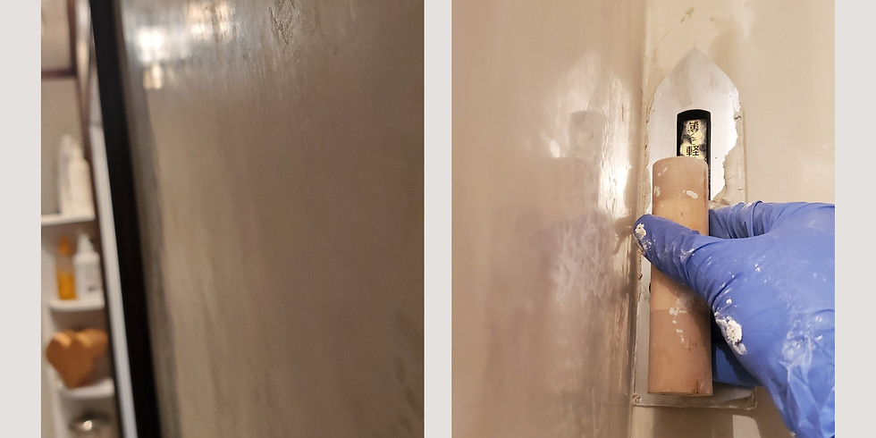 Clay & Lime Plaster