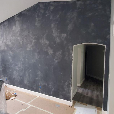 Clay Plastering