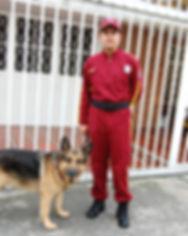 Seguridad Canina
