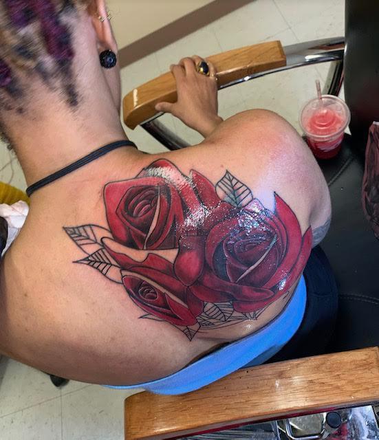 Chicago Tattoo Artist | Kalli.Foreign | United States
