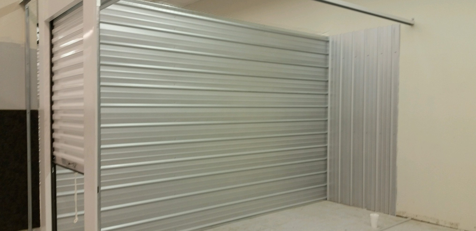 Interior Partition panels - unfinished c