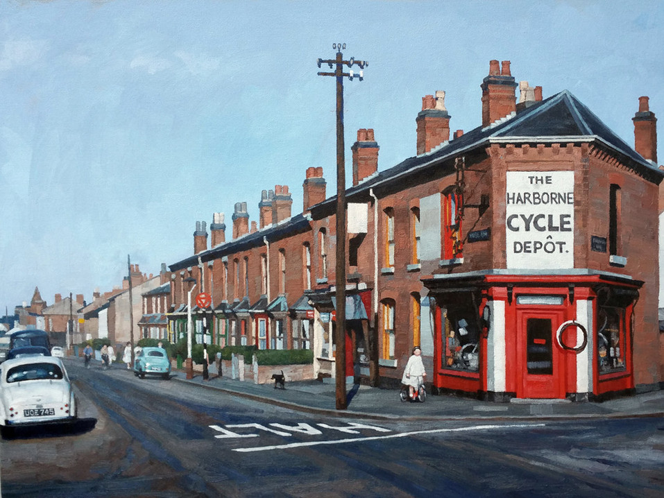 Harborne Cycle Depot