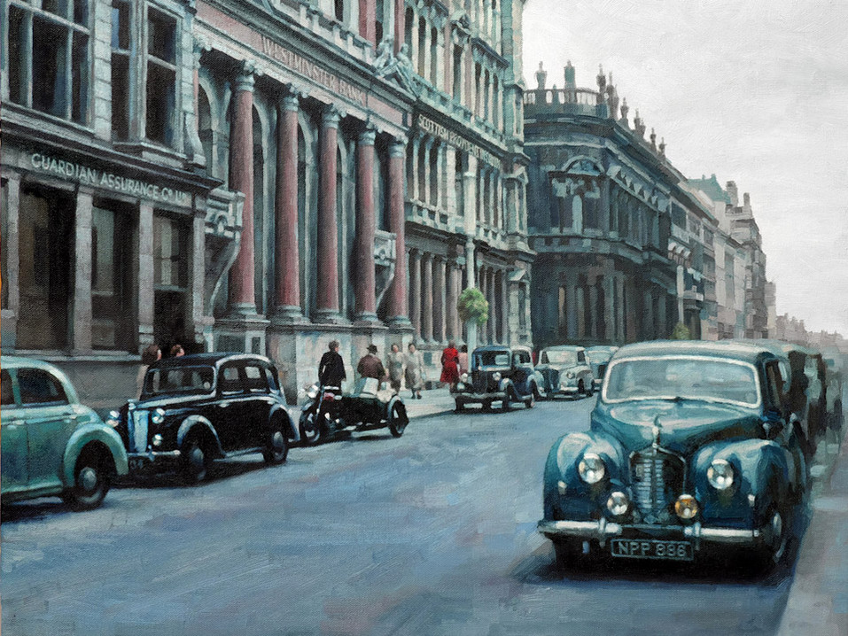 Colmore Row 1963
