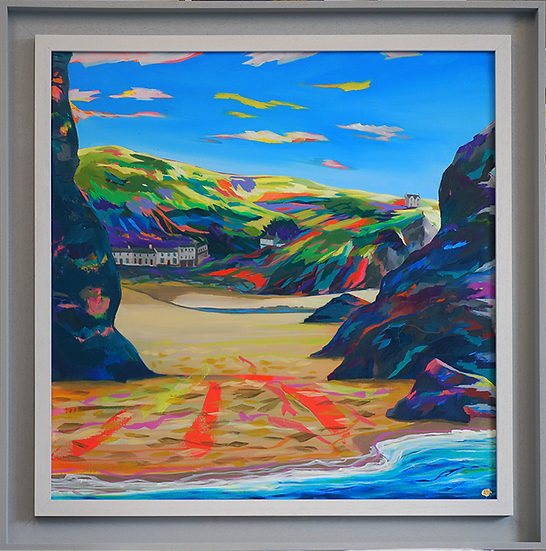 All of my Days by the Sea - Llangrannog