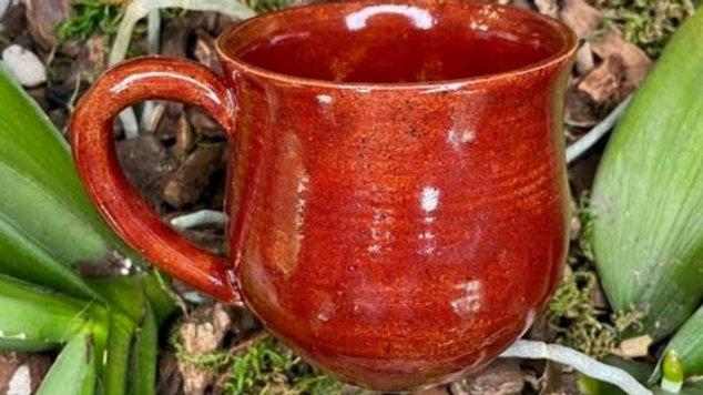 Small Mug - Deep Red