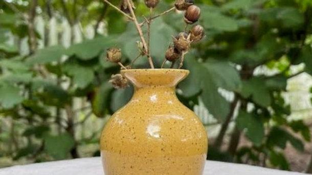 Mini Bud Vase - Marigold