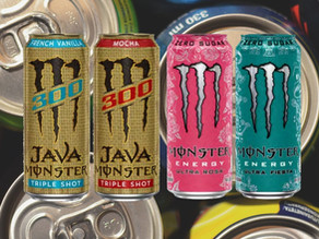 NEU: Monster Energy und Monster Java