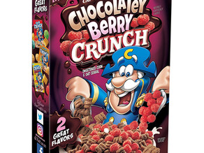 Cap´n Crunch Chocolate Berry Crunch