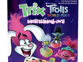 Trix Trolls ab sofort im Walmart verfügbar