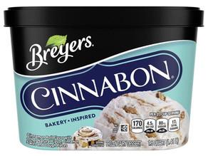 Cinnabon trifft auf Breyers