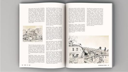 """""""Pindus villages"""" en magazine"""