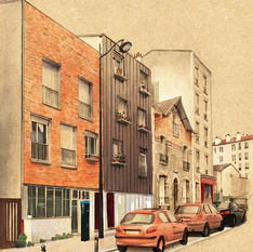 Rue de Buzenval