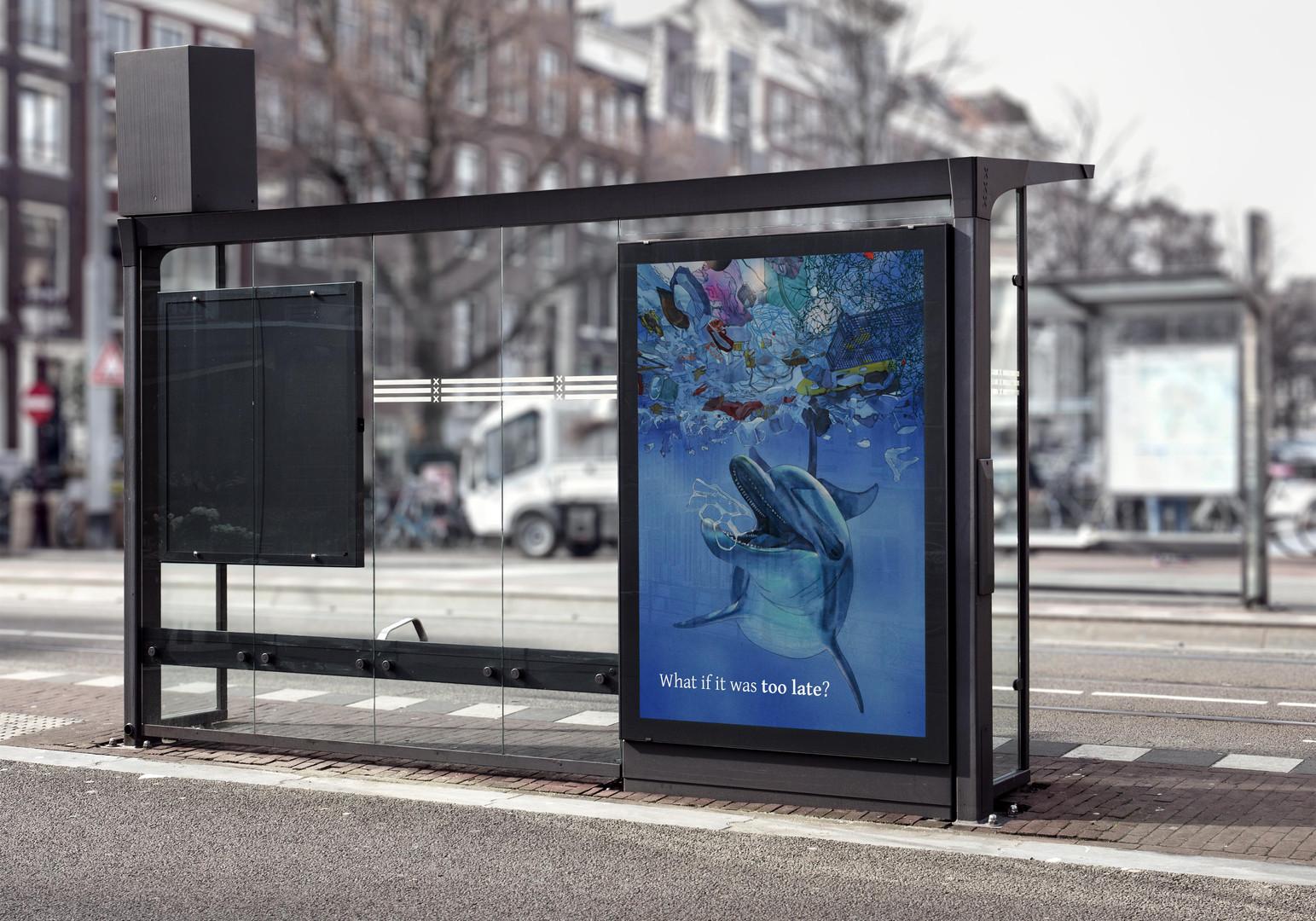 """Campagne publicitaire """"float"""""""