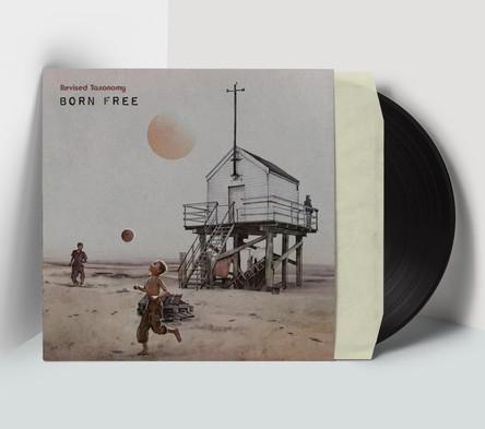 BORN FREE Vinyl-Cover-Record-Disk-MockUp
