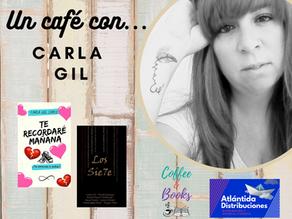 Un café con... Carla Gil