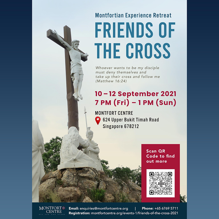 Friends of The Cross 2021