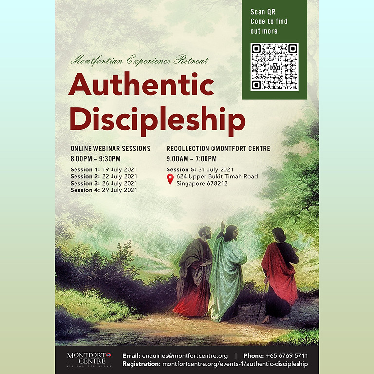 Authentic Discipleship