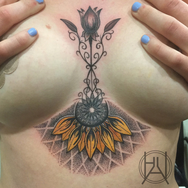 Underboob sunflower.jpg