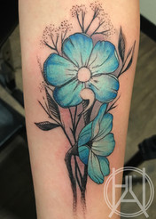Flower semi-colon Black and Blue.jpg