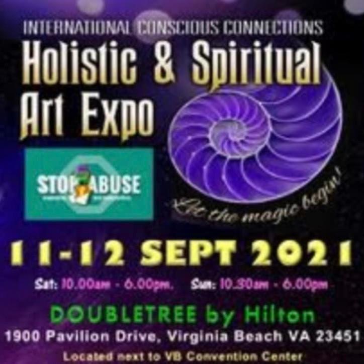 Holistic & Spiritual Art Expo
