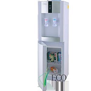 Кулер для воды Ecotronic H1-LF White с холодильником