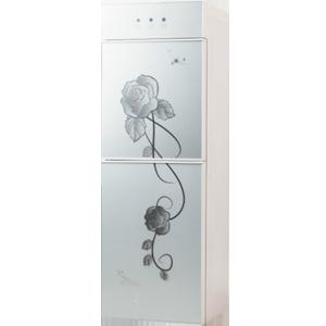 Кулер для воды со шкафчиком SMixx HD-1238 C серебристый с узором