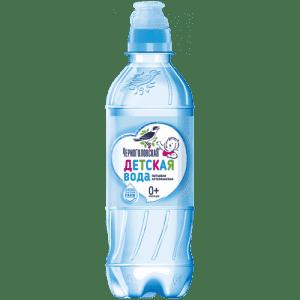 """Минеральная вода для детей """"Черноголовская"""" 0.33л"""