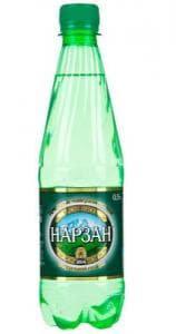 """Минеральная лечебно-столовая вода """"Нарзан"""" 0.5л"""