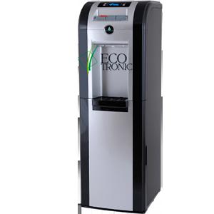 Кулер для воды с нижней загрузкой бутыли Ecotronic P8-LX Black