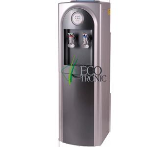 Кулер для воды Ecotronic C21-LF Grey с холодильником
