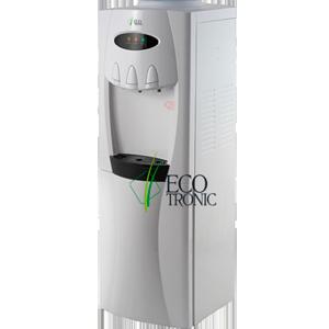 Кулер для воды Ecotronic G30-LCEwhite со шкафчиком