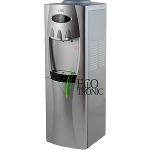Кулер для воды Ecotronic G30-LCE silver со шкафчиком