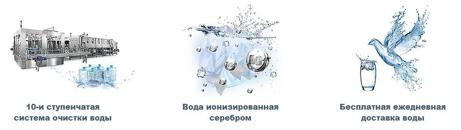 Вода с серебром с доставкой домой. Что делает серебро в организме.
