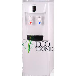 Кулер для воды Ecotronic G31-LCE white со шкафчиком