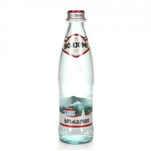 """Минеральная вода """"Боржоми"""" 0.33л"""