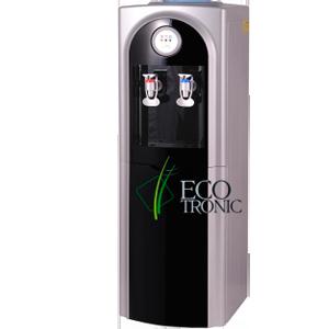 Кулер для воды Ecotronic C21-LF Black с холодильником