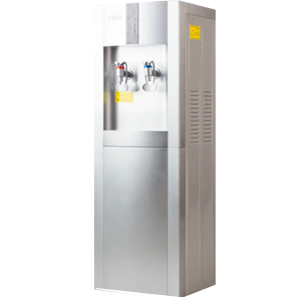 Кулер для воды SMixx 16LD/E серебристый