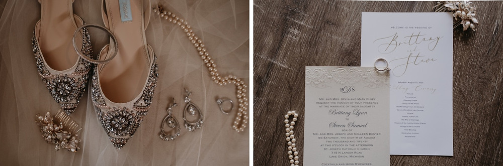 Wedding stationary and accessories. Photographed by Nicole Leanne Photography.