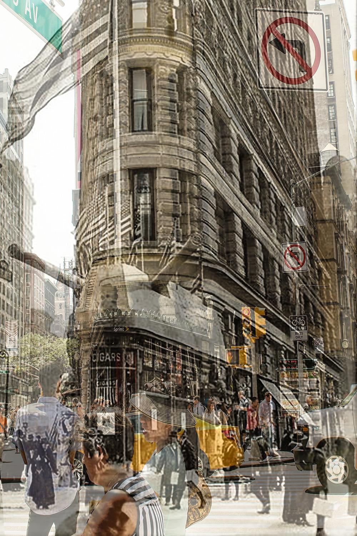 The Flatiron, New York City, New York