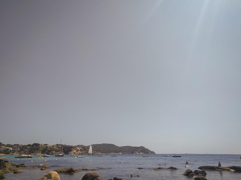 Playa Sa Tamardia in Palamós