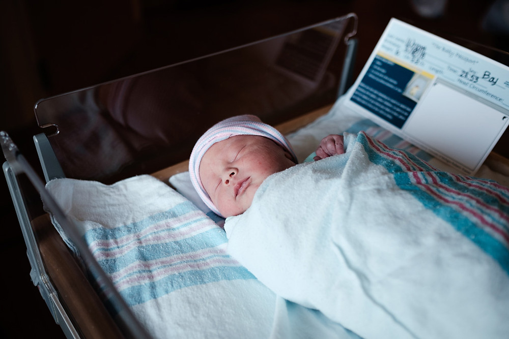 Newborn, Hospital Linens