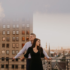 10 PERFECT LOCATIONS IN DETROIT FOR ENGAGEMENT PHOTOS  | DETROIT WEDDING PHOTOGRAPHER