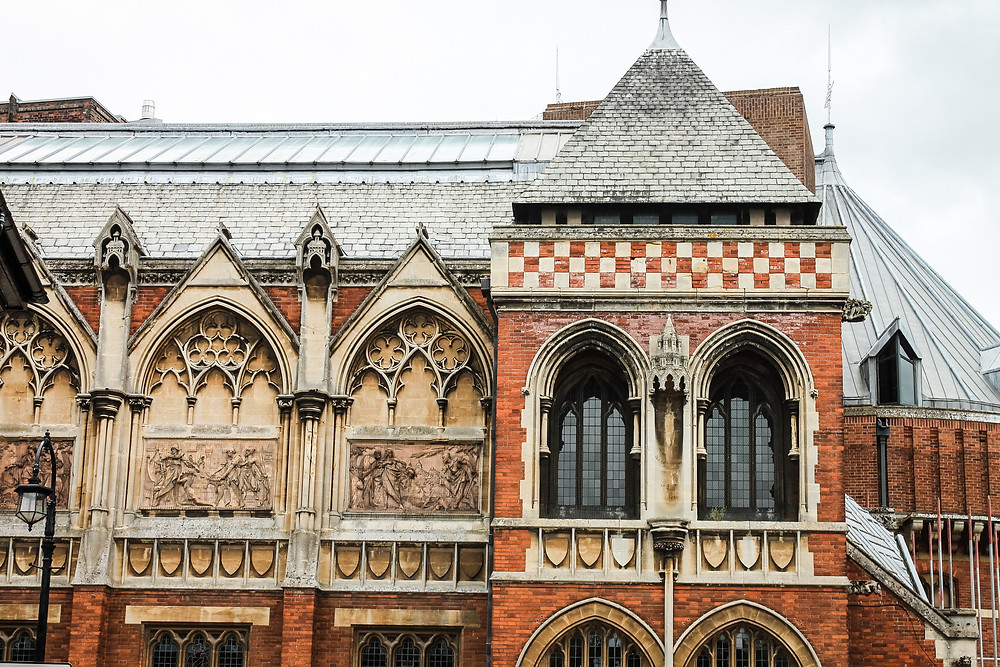 england architecture